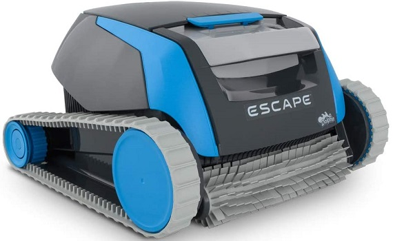 Dolphin Escape Robotic Pool Vacuum Cleaner – Best Choice