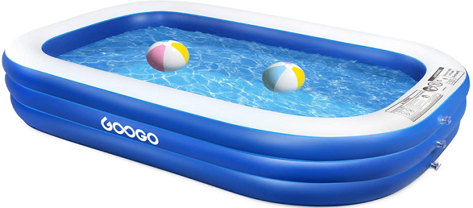 GOOGO Family Inflatable Swimming
