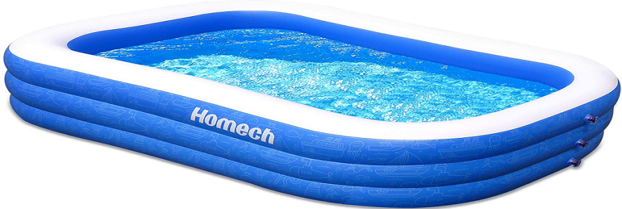 Homech Family Inflatable Swimming