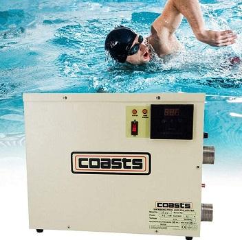 ZMM 18KW Electric Pool Water Heater