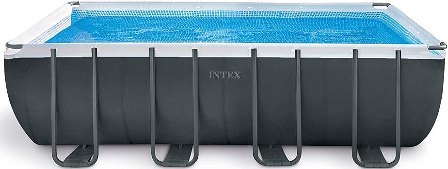 Intex 18ft × 9ft × 52in Ultra XTR Rectangular Pool Set