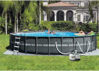 Intex Above Ground Pools